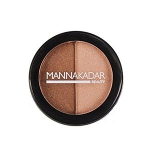 Manna Kadar Beauty: Bronzer and Highlighter Duo
